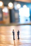 Концепция делового партнера Стоковая Фотография RF