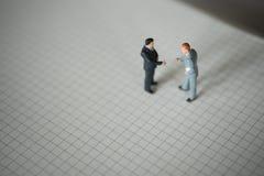 Концепция делового партнера Стоковое Изображение