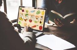 Концепция жизни диетического питания питания здоровая стоковые изображения rf