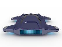Концепция завишет технология автомобиля автомобиля H3 Бесплатная Иллюстрация