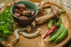 Концепция здоровой еды Стоковые Фото
