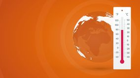 Концепция земли планеты глобального потепления