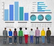 Концепция зрения идей нововведения стратегии людей разнообразия вскользь Стоковое фото RF
