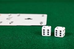 Концепция играть в азартные игры Стоковое Фото