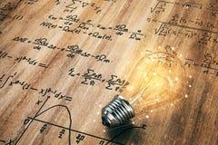 Концепция идеи и алгоритма иллюстрация вектора