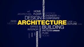 Концепция инженерства города дела светокопии технологии структуры конструкции дизайна здания архитектуры одушевила слово иллюстрация штока