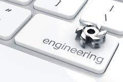 Концепция инженерства Стоковые Фотографии RF
