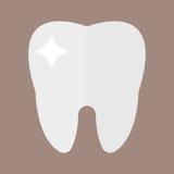 Концепция и медицина здравоохранения плоского исследования значка зуба дантиста здравоохранения медицинские оборудуют стоматологи Стоковые Изображения