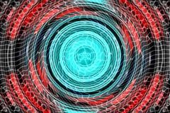 Концепция и творческие способности в создавать красивую предпосылку Стоковое Фото