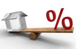 Концепция кредитного кризиса бесплатная иллюстрация