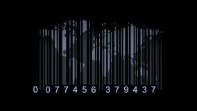 Концепция международной экономики Карта мира как штрихкод карта мира как бар-код