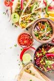 Концепция мексиканской кухни Еда Cinco de Mayo стоковое фото rf
