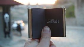 Концепция мотивировки путешествием, приключением или праздником акции видеоматериалы