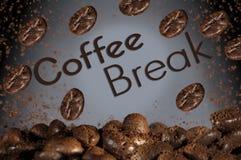 Концепция доброго утра перерыва на чашку кофе Стоковое Изображение