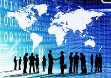 Концепция обсуждения встречи деятельности людей офиса Стоковое фото RF