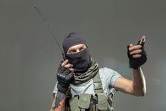 Концепция о терроризме стоковые фотографии rf