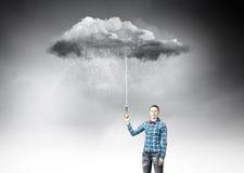 Концепция погоды Стоковые Изображения RF