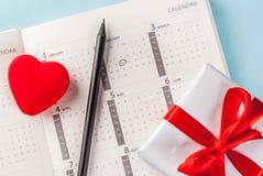 Концепция поздравительной открытки дня ` s валентинки Стоковое фото RF