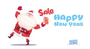 Концепция покупок рождества ярлыка продвижения скидок праздника знамени продажи Нового Года Стоковые Фото
