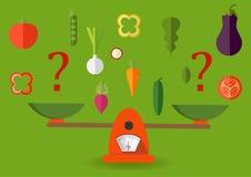 Концепция потери веса, здоровых образов жизни, диеты, правильного nutriti Стоковое фото RF