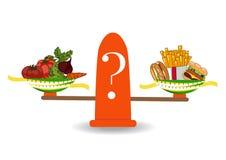 Концепция потери веса, здоровых образов жизни, диеты, правильного nutriti Стоковые Изображения RF