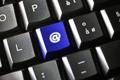 Концепция почты электронной почты Стоковые Фотографии RF