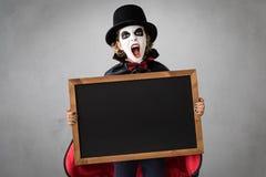 Концепция праздника осени тыквы хеллоуина Стоковые Фотографии RF