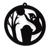 Концепция праздника оформления предпосылки хеллоуина Призрак на белой предпосылке стоковые изображения