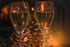 Концепция праздника рождества или Нового Года стоковые изображения rf