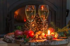 Концепция праздника рождества и Нового Года стоковая фотография