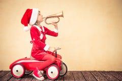 Концепция праздника рождества Стоковая Фотография