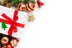 Концепция предпосылки рождества Стоковое Изображение