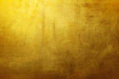 Концепция предпосылки обоев текстуры золота Стоковая Фотография RF
