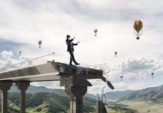 Концепция спрятанных рисков и опасностей Стоковые Изображения RF