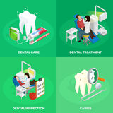 Концепция стоматологии равновеликая Стоковые Фотографии RF