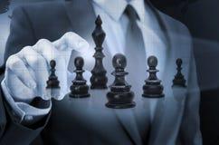 Концепция стратегии бизнеса Стоковые Фото