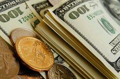 Концепция США доллара Стоковые Фото