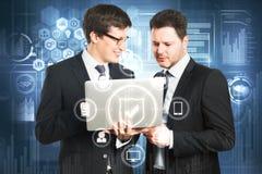 Концепция сыгранности, нововведения и финансов стоковое изображение rf