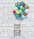Концепция творческих способностей и торжества Стоковое Изображение