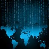 Концепция технологии производства телевидения и интернета Стоковая Фотография