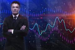 Концепция торговых и финансов Стоковые Фото
