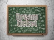 Концепция финансов: Мечт билет на предпосылке школьного правления