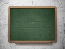 Концепция финансов: слово улучшает в разрешать кроссворд Стоковое Изображение RF