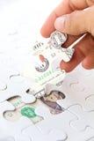 Концепция финансов Стоковые Фотографии RF