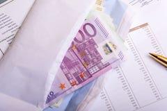Концепция финансов Стоковые Фото