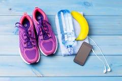 Концепция фитнеса здоровая Стоковые Изображения