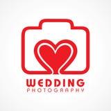 Концепция фотографии свадьбы Стоковые Фото