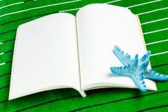 Концепция чтения лета Стоковое фото RF