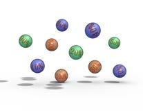 Концепция шарика продажи Стоковое Фото