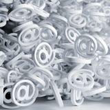 Концепция электронной почты спама бесплатная иллюстрация